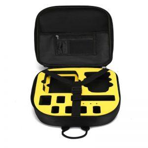 Sac a Dos Coque Rigide Protecteur Waterproof pour DJI Mavic Mini 2 JAUNE