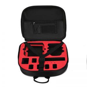 Sac a Dos Coque Rigide Protecteur Waterproof pour DJI Mavic Mini 2 ROUGE