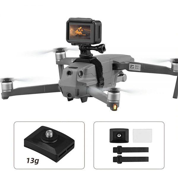 Leger Camera Support per Osmo Action GOPRO per DJI Mavic 2Pro Air Air 2 Mini Mini 2 FIMI X8 SE Hubsan Zino ecc ...