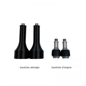 2 Joysticks Allonges pour DJI Mavic Mini 2 Air 2 IMG3