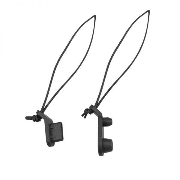 2 Plugs Protecteurs Anti Poussiere Waterproof pour DJI FPV Combo Goggles V2 IMG1