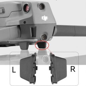 2 Tampons Pieds Trains d Atterrissage Arriere Gauche Droit pour DJI Mavic 2 Pro Zoom IMG3