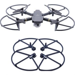 4 Quick Assembly Propeller Protective Frames for DJI Mavic Pro Platinum GRAY