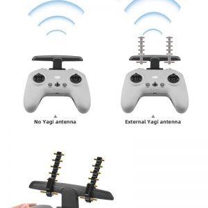 Amplificatori antenna Yagi 5.8 Ghz Amplificatore di segnale a lungo raggio per telecomando DJI FPV 2 - IMG2