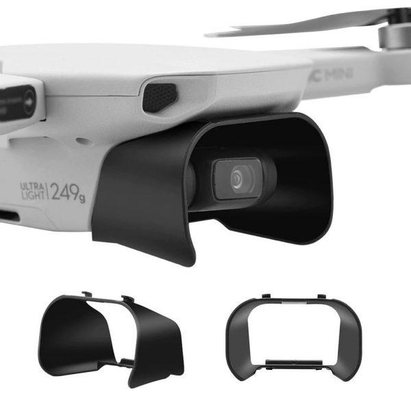 Cache Protecteur Camera Nacelle Pare Soleil Anti Reflets pour DJI Mavic Mini Mini 2