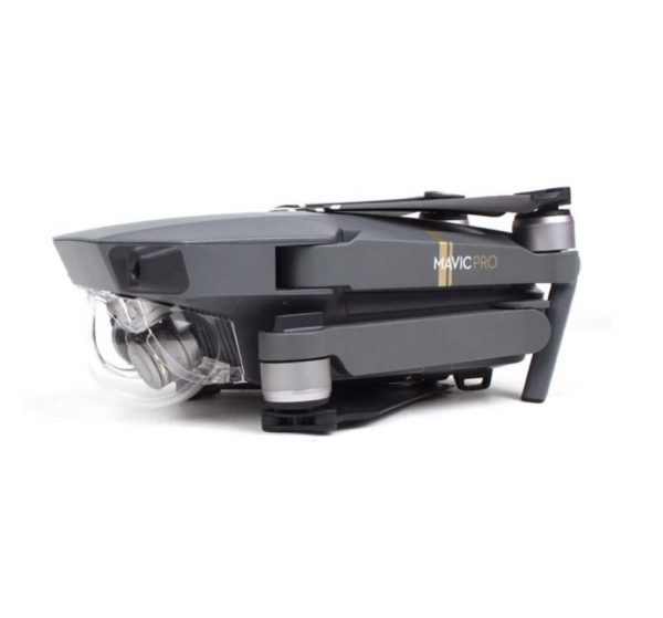Staubdichte Kameraobjektivschutzabdeckung für DJI Mavic Pro Platinum IMG2