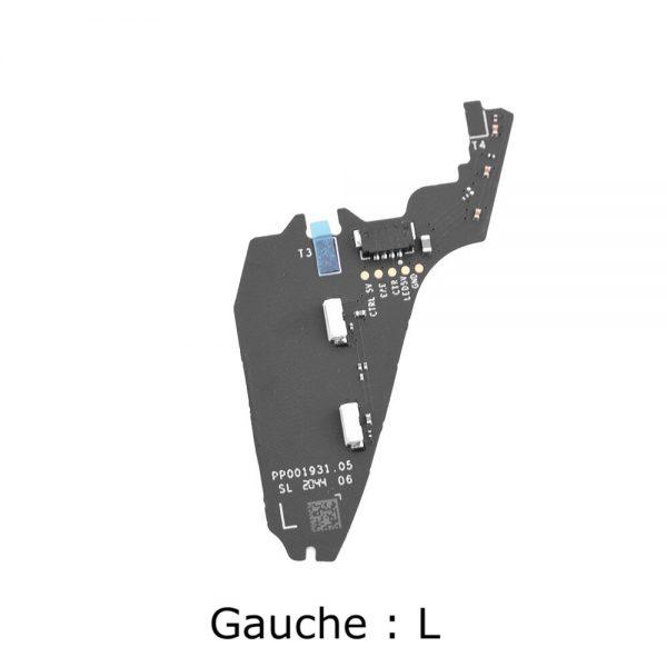 Scheda antenna anteriore sinistra per DJI FPV Combo IMG1