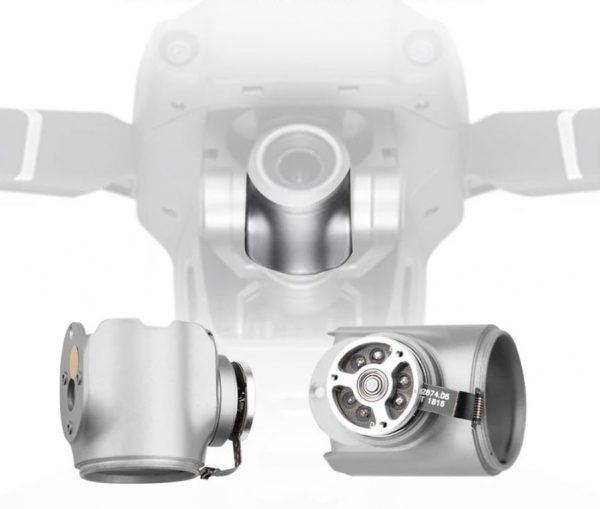 Aluminiumgehäuse mit Motor für Kameraobjektiv für DJI Mavic 2 Zoom