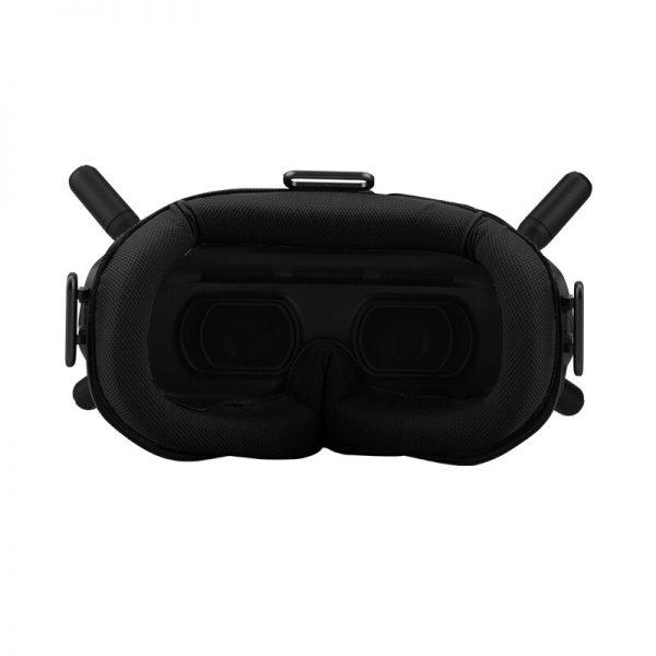 Coussin Facial de Remplacement pour Lunettes DJI FPV Combo Goggles V2 NOIR IMG2