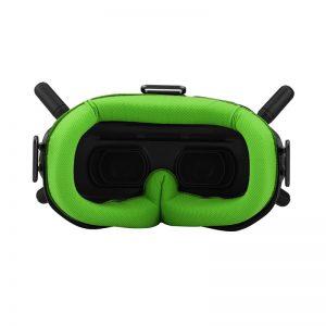 Coussin Facial de Remplacement pour Lunettes DJI FPV Combo Goggles V2 VERT IMG2