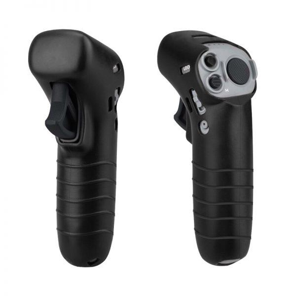 Custodia protettiva in silicone morbida per telecomando DJI FPV Combo Motion Controller NERO