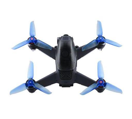 Eliche trasparenti 5328S Montaggio rapido per DJI FPV Combo BLU IMG2