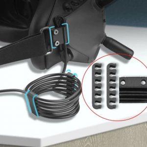 Kit di fissaggio per l'allattamento del cavo per occhiali DJI FPV V2 IMG1 1