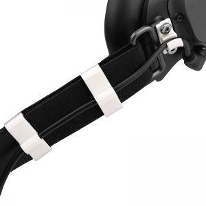 Kit di fissaggio per l'allattamento del cavo per occhiali DJI FPV V2 IMG2