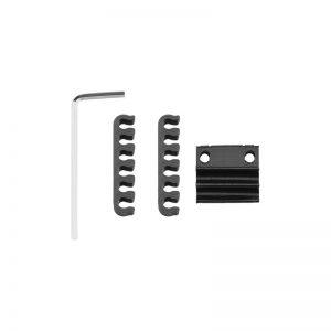 Kit di fissaggio per l'allattamento del cavo per occhiali DJI FPV V2 IMG4