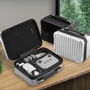Mallette Coque Rigide Rangement et Transport Waterproof pour DJI Mavic Mini 2 IMG1