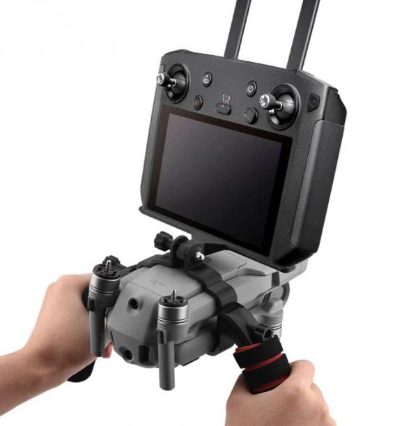 Poignee Stabilisatrice Video pour Telecommande Smart DJI Mavic Air 2 IMG2