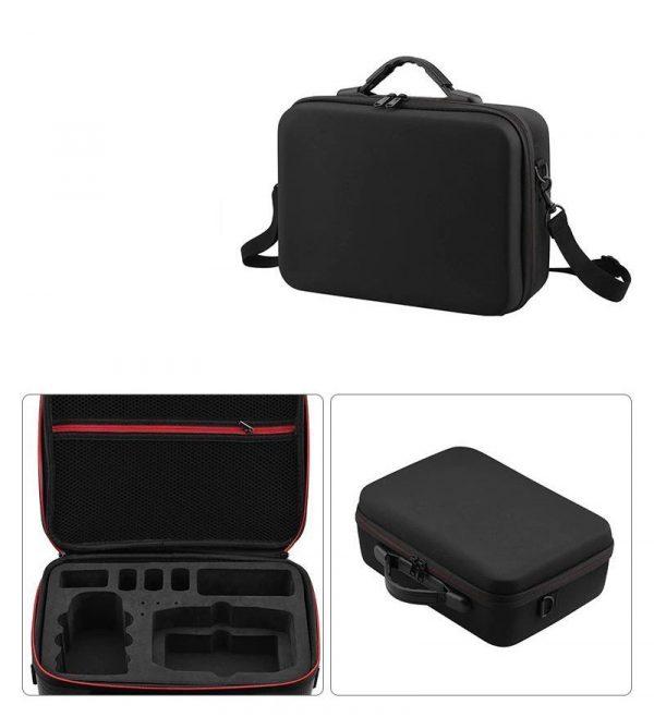 Sac a Bandouliere de Rangement et Transport en Nylon pour DJI Mavic Mini 2