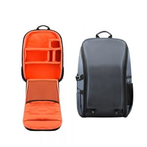 Sac a Dos Waterproof pour DJI FPV Combo GRIS ORANGE IMG1