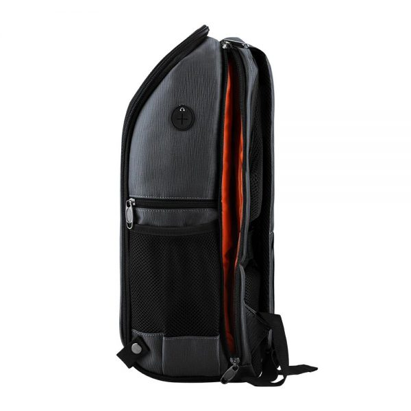Sac a Dos Waterproof pour DJI FPV Combo GRIS ORANGE IMG2