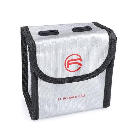 Hitzebeständige Explosionsschutz-Sicherheitstasche für DJI FPV Combo GRÖSSE M für 2 IMG1-Batterien