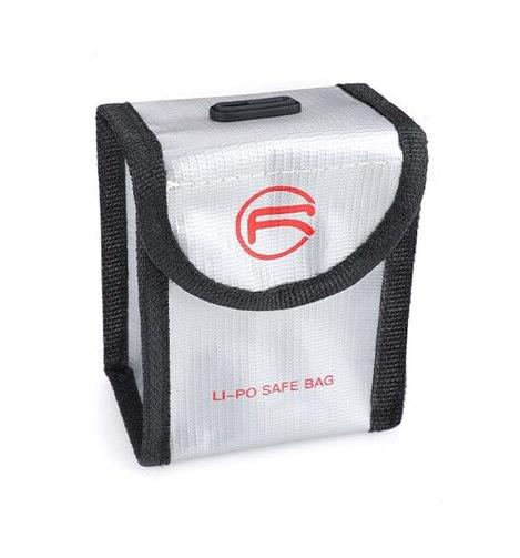 Sacoche de Securite Protection Anti Explosion Resistant a la Chaleur pour DJI FPV Combo TAILLE S pour 1 Batterie IMG1