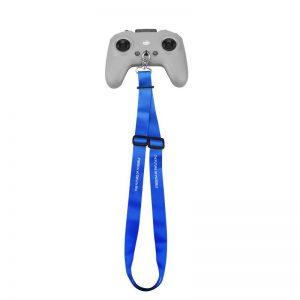 Verstellbarer Halsgurt für die DJI FPV Combo-Fernbedienung BLAU
