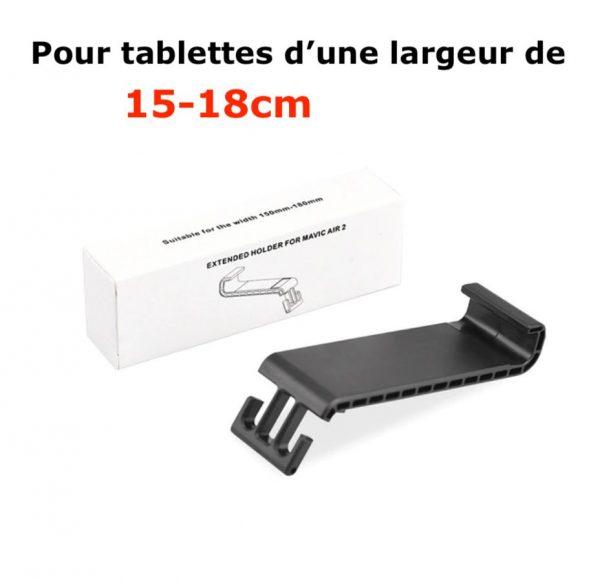 Support pour Tablettes de Largeur 15 18cm pour Telecommande DJI Mavic Air 2 Mini 2