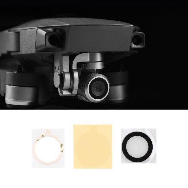 Verre Lentille Objectif Camera pour DJI Mavic Pro