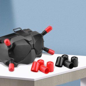 4 coperture protettive per antenna per occhiali DJI FPV V2 IMG1