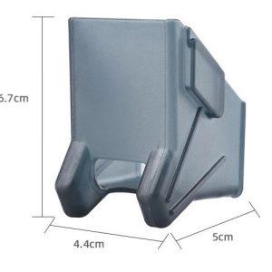 Coperchio della protezione della batteria di estensione del carrello di atterraggio 10mm per DJI FPV Combo IMG3