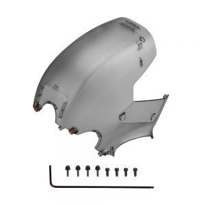Copertura superiore Fusoliera Shell Colore a scelta per DJI FPV Combo NERO TRASPARENTE