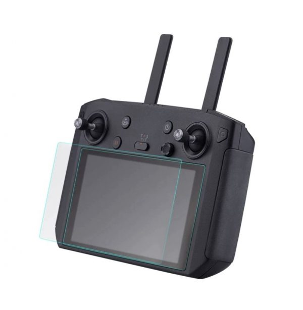 Pellicola proteggi schermo in vetro temperato 9H per telecomando DJI Mavic 2 Pro Zoom IMG1