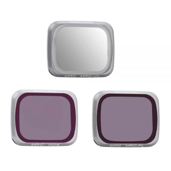 Filtri Lens Camera UV CPL ND NDPL per DJI Mavic Air 2S UV CPL ND8