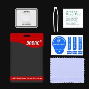 Kit pellicola proteggi obiettivo in vetro temperato per FIMI X8 Mini IMG2