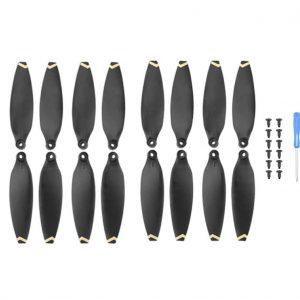 8 eliche a montaggio rapido per FIMI X8 Mini gold