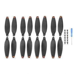 8 Eliche a montaggio rapido per FIMI X8 Mini arancione
