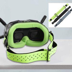 Bandeau Tete Reglable pour Lunettes DJI FPV Combo Goggles V2 IMG1