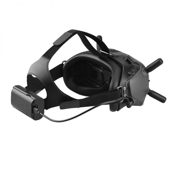 Cavo di ricarica da USB tipo C a CC da 30 cm per occhiali DJI FPV V2 IMG2