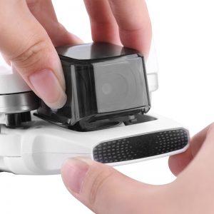 Coperchio di protezione del giunto cardanico della fotocamera a montaggio rapido per FIMI X8 Mini IMG2