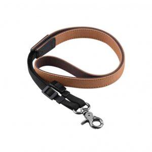 Cavo cinturino in pelle nera o marrone per telecomando combinato DJI FPV MARRONE
