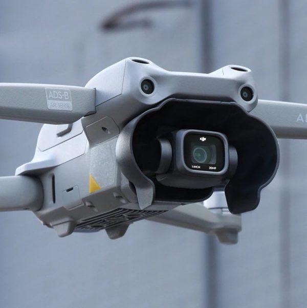 Cam era Gimbal Lens Coperchio di protezione per visiera parasole per DJI Mavic Air 2 2S img1