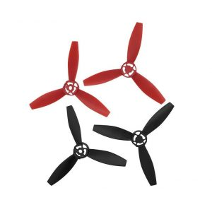 4 Helices CW CCW pour Parrot Bebop 2 noir rouge