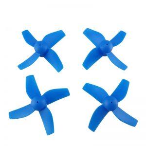 4 Helices pour Eachine E010 E010C E010S BLEU