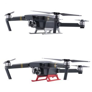 Extension Pied Train d Atterrissage Pliable pour DJI Mavic Pro Drone 1